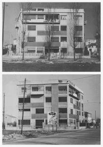 Edificio Residenziale - Vicenza (1954)