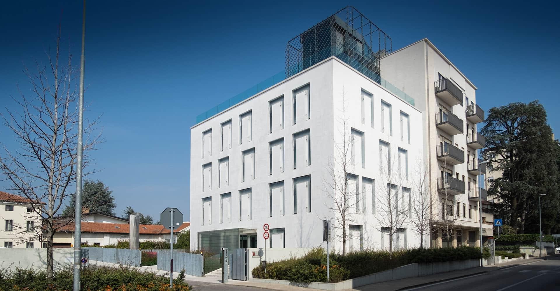 Nuova Costruzione - sede Studio Altieri - Thiene