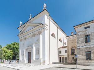 Chiesa S. Domenico di Villaverla – Restauro e risanamento delle facciate e manutenzione straordinaria della copertura e del sottotetto.