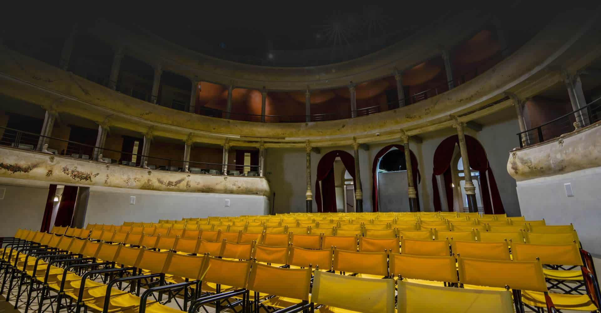 Restauro Teatro Civico Schio Vicenza