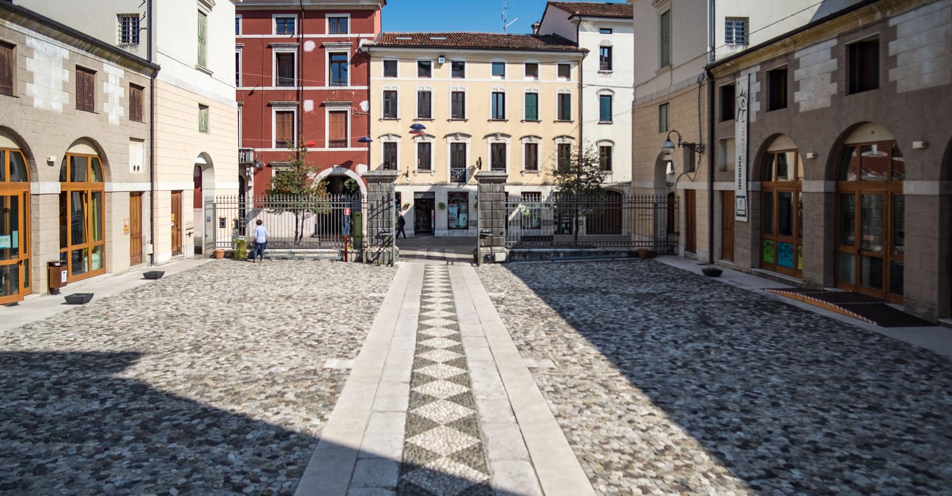 Restauro - Palazzo Fogazzaro a Schio (VI)